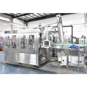 Vegetables Juice Plastic Bottle Hot Fill Production Line