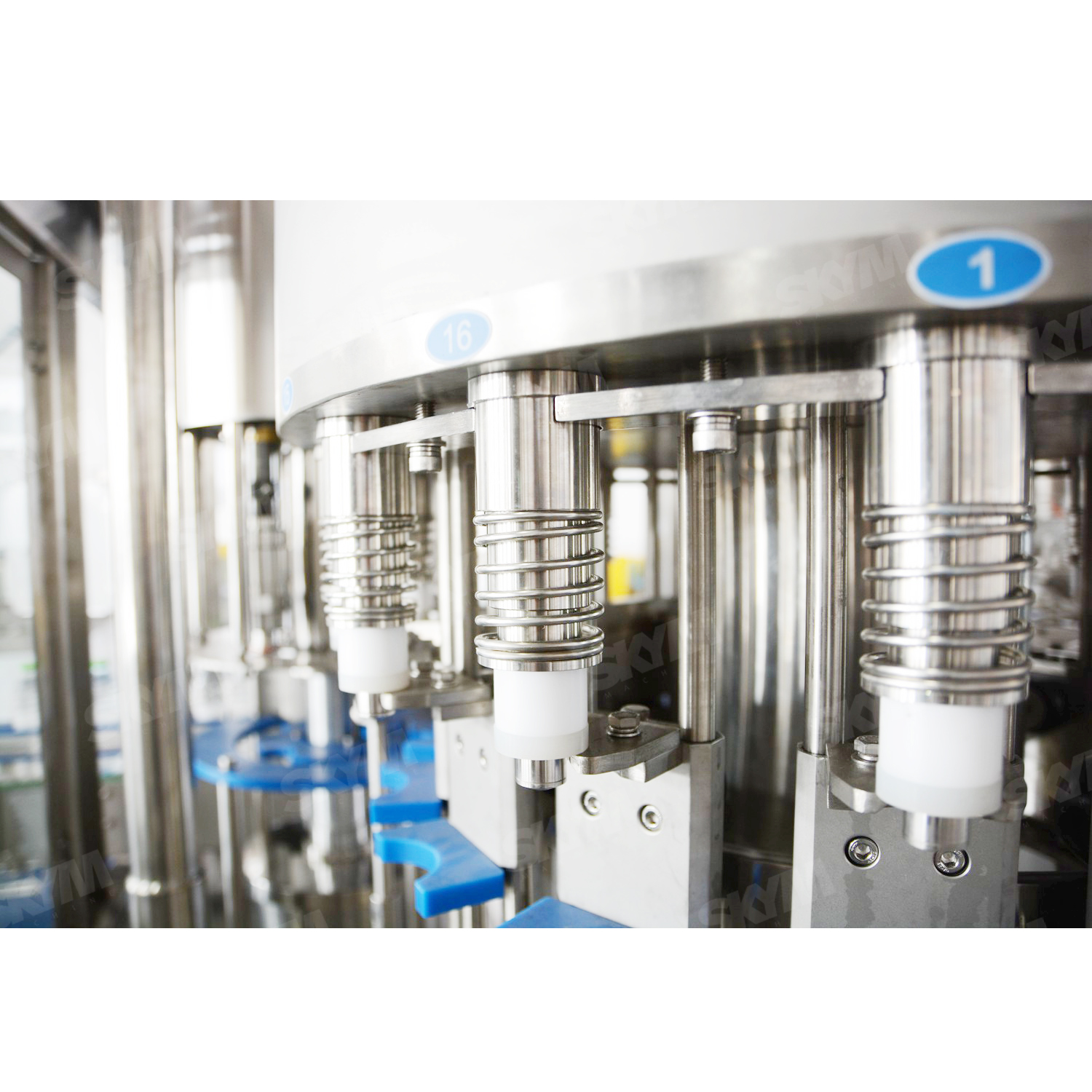 SKYM China Factory Manufacturer Mineral Water Filling Line