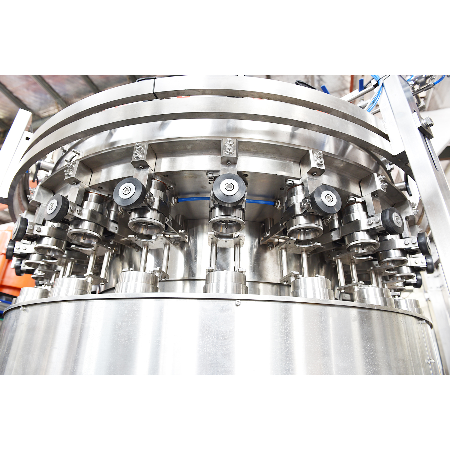 12000 Cans/ Hr Beer Pet Can Filling Machine