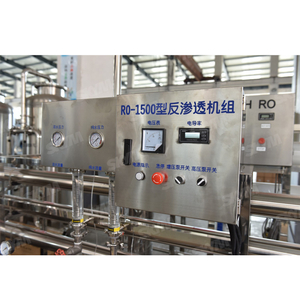Electric Activated Carbon Column Water Treatment Machines