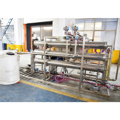 Small Scale Industrial RO Water Treatment Plant