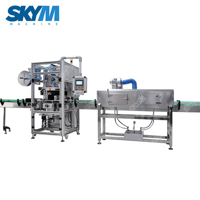 Automatic Single Head Shrink Sleeve Labeling Machine SLM-150B