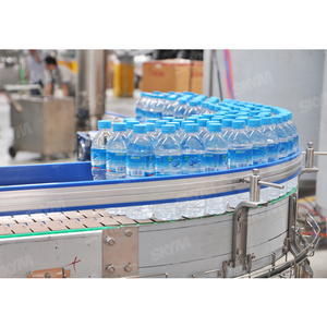 Beverage Plastic Bottle Water Filling Machine