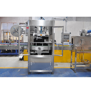450 BPM Heating Tunnel Shrink Sleeve Labeling Machine