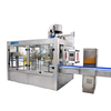 PET Bottled Mineral Water Rinsing Filling Capping System Machine