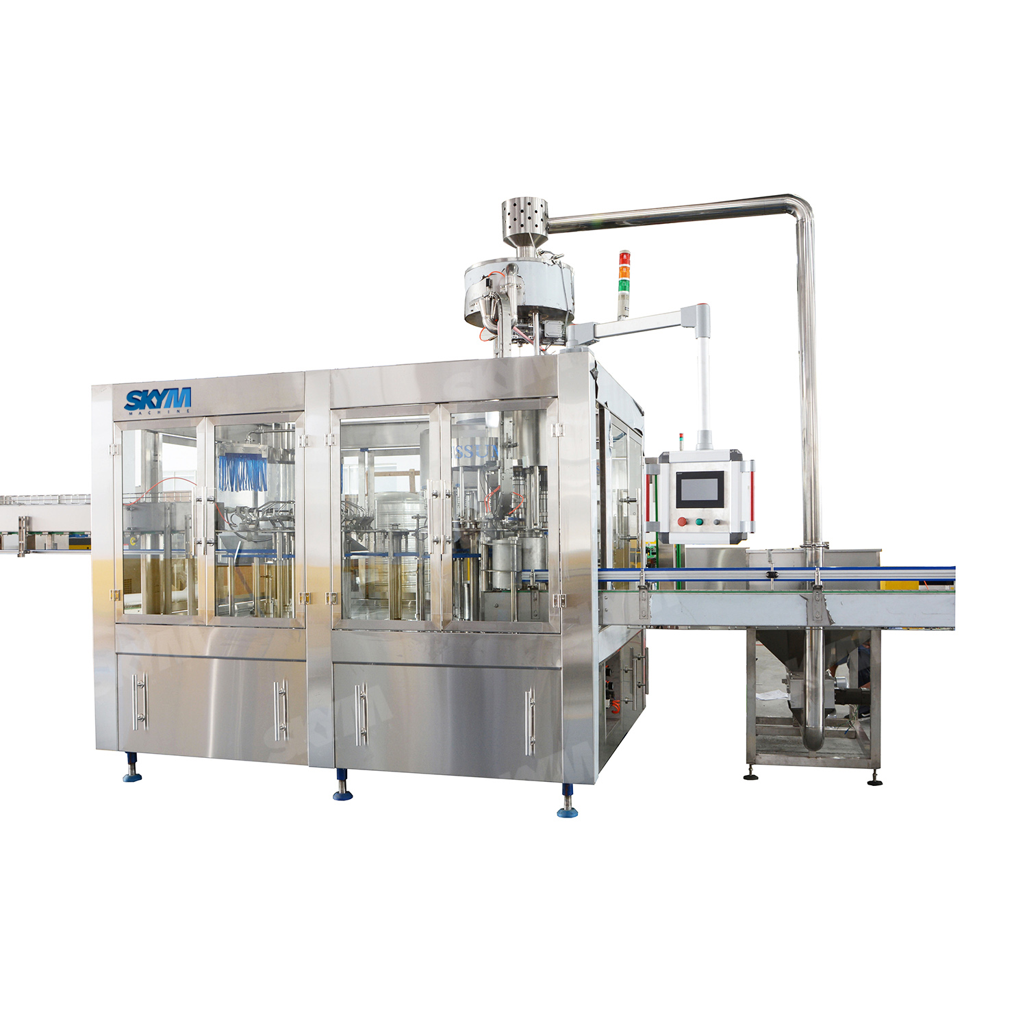 20000 Bottles One Hour Automatic Mineral Water Filling Machine