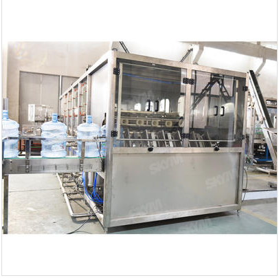 How to maintain the water filling machine?