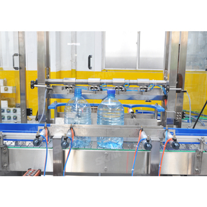 5000BPH Mineral Water Linear Type Bottling Machine