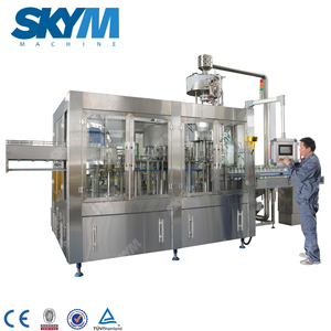 6000BPH Bottle Water Filling Machine