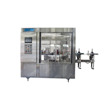 Drink water bottle OPP hot melt labeling machine