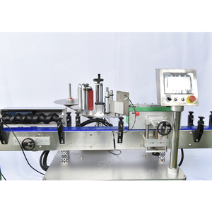 High Technology Self Adhesive Sticker Labeling Machine for Flat Bottle