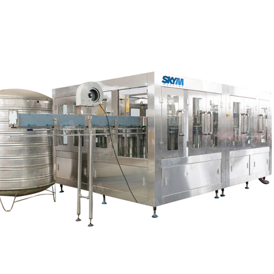 A To Z Complete Production Line Bottled Pure Water Project Filling Machine