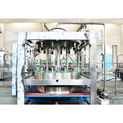 Automatic 5 Gallon Barrel Water Production Line