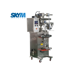Industrial Shampoo Pouch Filling Machine