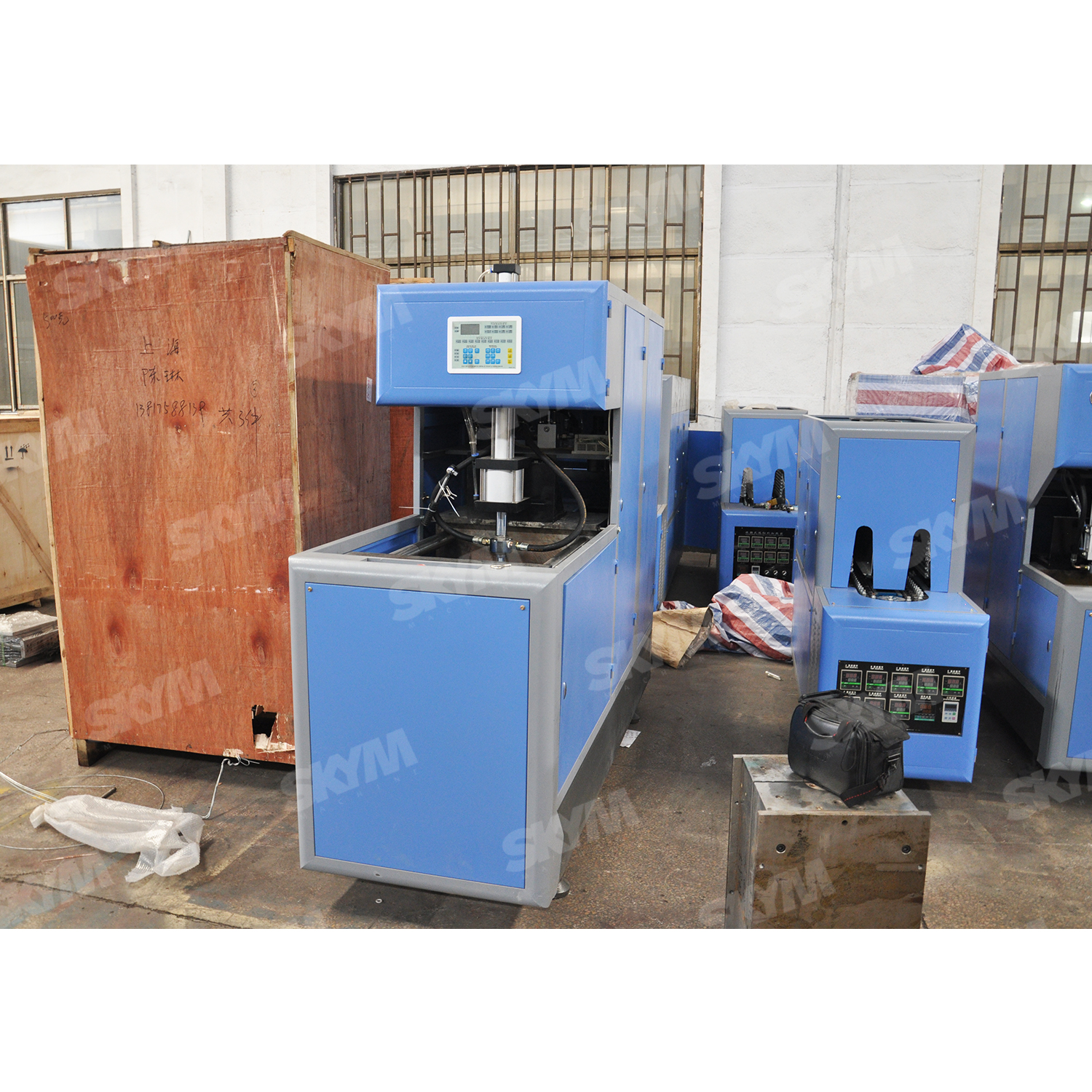 5 Gallon Mineral Water Bottle Blow Molding Machine