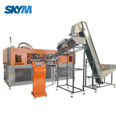 How to install a Blow Molding Machine?