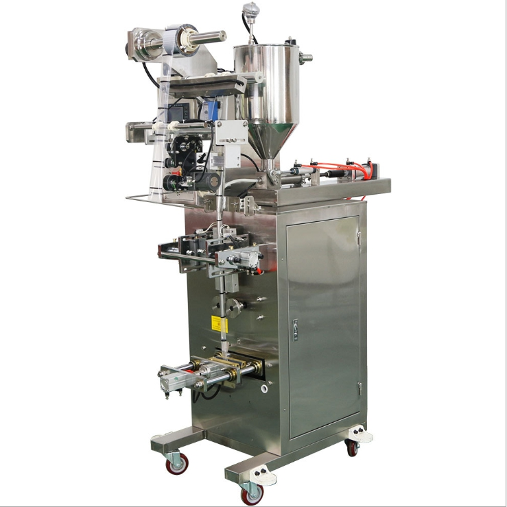 Film Packing Cometics Sachet Filling Machine