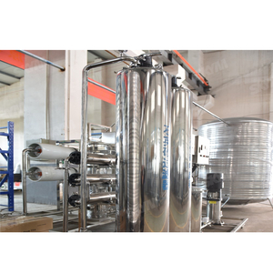 10000LPH Activated Carbon Column Water Treatment Machine