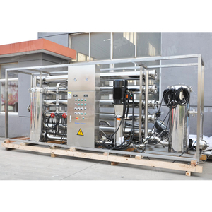 RO15000 RO Water Treatment Plant with Ozone Sterilization